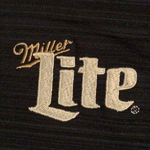 Miller Lite Polo Shirt - CB DryTec